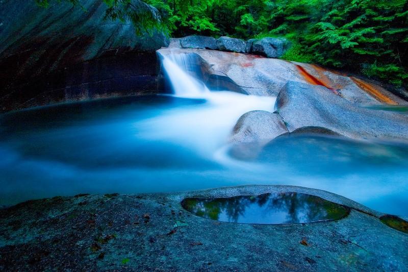 nh-franconia-waterfall