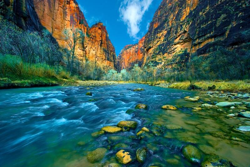 ut-zion-river